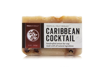 CARIBBEAN COCKTAIL BAR SOAP