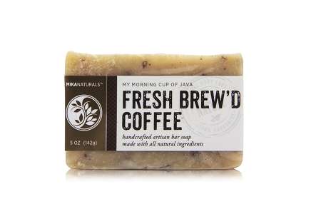 FRESH BREW'D COFFEE BAR SOAP